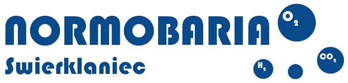 Komora normobaryczna świerklaniec - logo